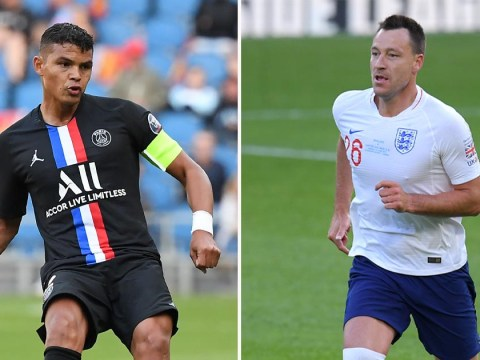John Terry sends message to Thiago Silva ahead of Chelsea transfer