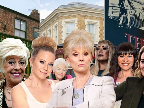 6 top tips on how to run a soap pub as EastEnders' landladies special airs
