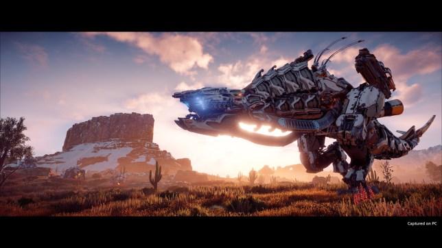 Horizon Zero Dawn Complete Edition PC screenshot