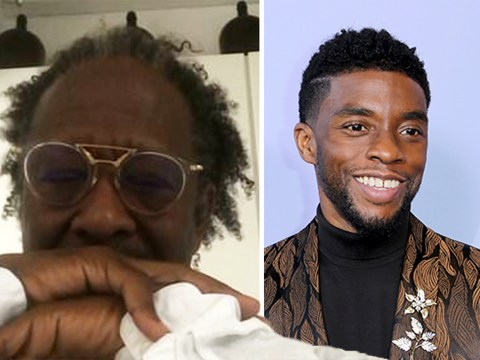 Chadwick Boseman's co-star in tears as he reveals regret at calling Black Panther actor 'precious' amid cancer battle