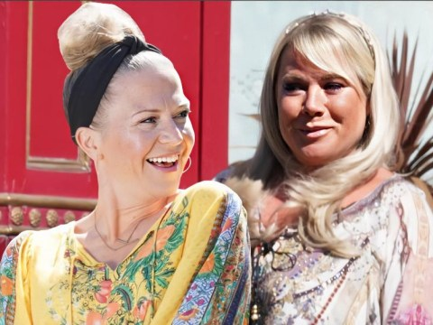 EastEnders airs special landladies edition of Secrets From The Square tonight with Kellie Bright and Letitia Dean