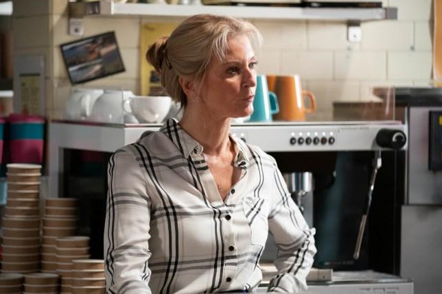 Kathy in EastEnders