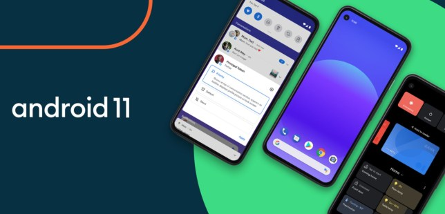 Google has released Android 11 (Google)