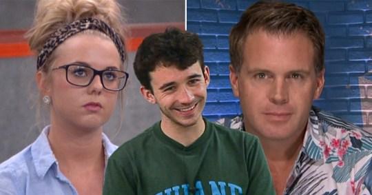Big Brother All-Stars comp