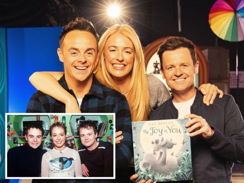 Ant and Dec share first look at rebuilt SM:TV Live set as they throw support behind chum Cat Deeley