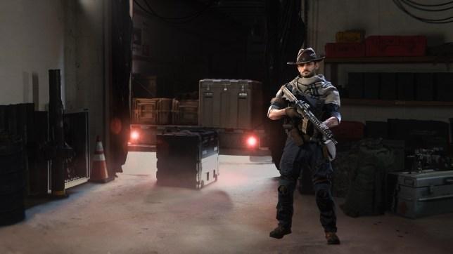 Call of Duty Warzone Morte
