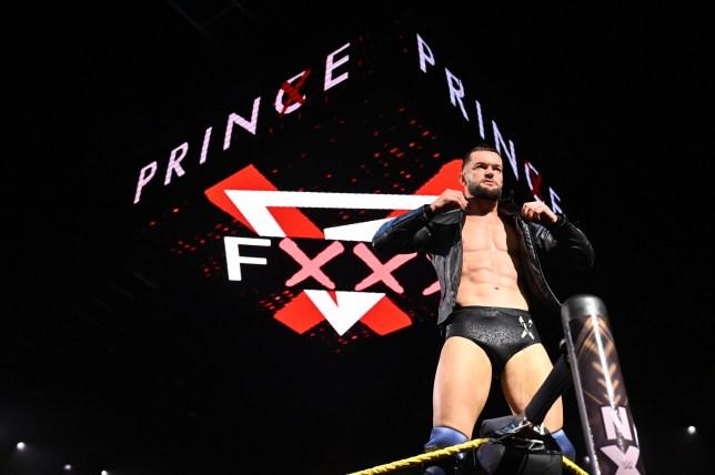 WWE superstar and NXT Champion Finn Balor
