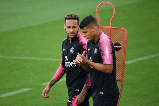 Neymar encouraged Thiago Silva to make the move to Chelsea this summer