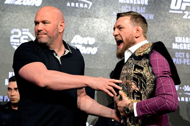Dana White slams Conor McGregor over leaked DMs and reacts to Manny Pacquiao fight claims
