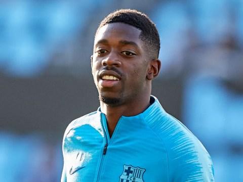 Barcelona boss Ronald Koeman addresses Ousmane Dembele's future amid Manchester United links