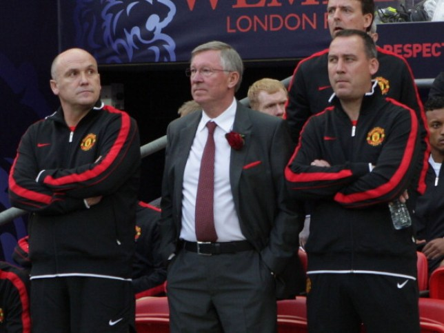 Rene Meulensteen believes Manchester United are one signing away from challenging for the title