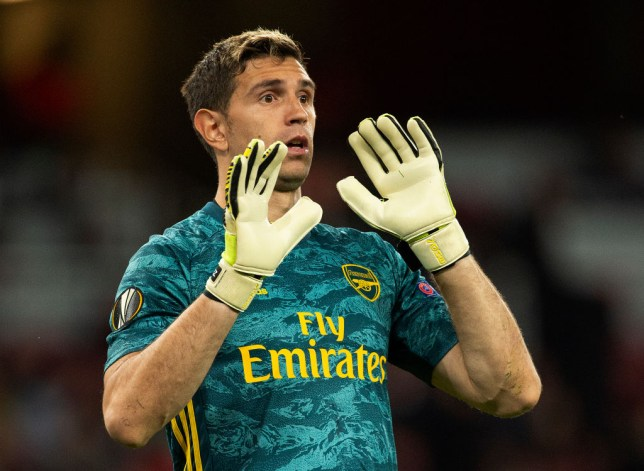 Emiliano Martinez demands massive Arsenal pay-off as he's left out of squad vs Fulham