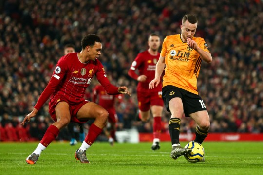 liverpool confirm 45million signing of diogo jota from wolves metro news diogo jota from wolves