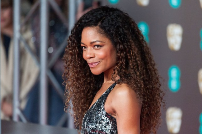 Naomie Harris attends EE British Academy Film Awards 2020 - Red Carpet Arrivals
