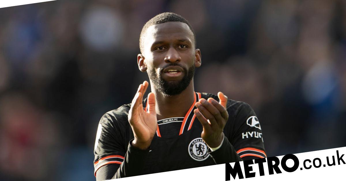 Chelsea give Antonio Rudiger ultimatum over Tottenham and West Ham loan moves - metro