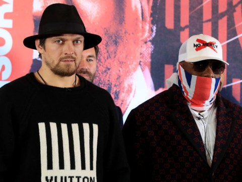 Eddie Hearn reveals Oleksandr Usyk v Derek Chisora close to being rescued