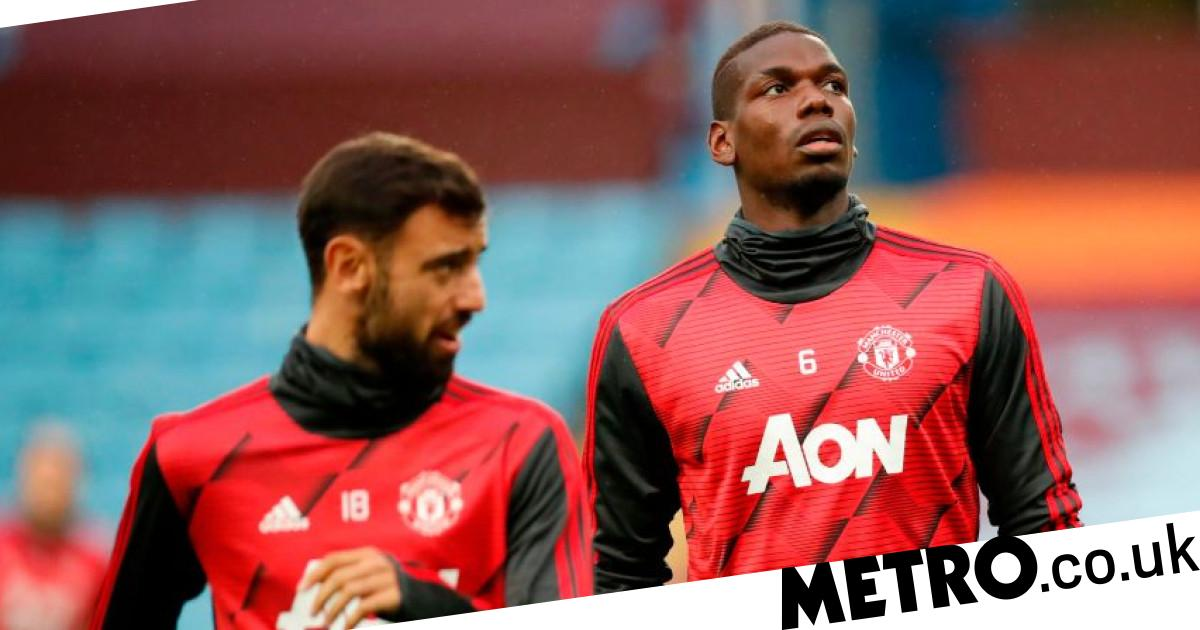 Paul Pogba has Bruno Fernandes  to thank for Man Utd rebirth, says Bryan Robson - metro