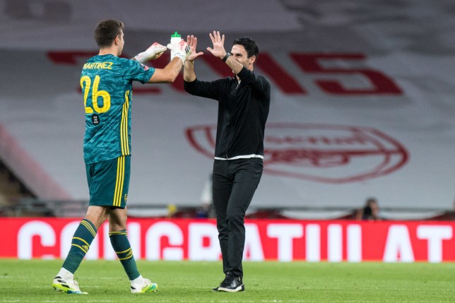 Emiliano Martinez reveals how Mikel Arteta reacted when he asked to leave Arsenal
