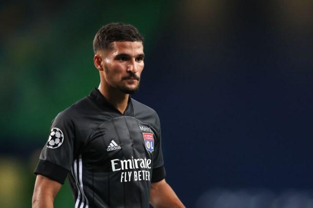 Lyon chief Juninho responds to Houssem Aouar to Arsenal transfer rumours
