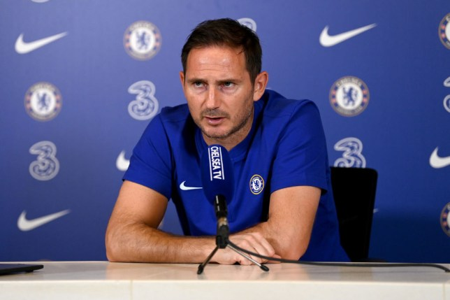 Frank Lampard's influence was key to the signing of Timo Werner for Chelsea