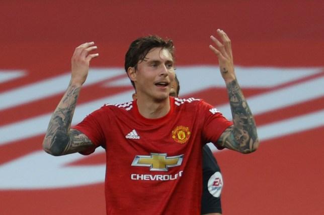 Ole Gunnar Solskjaer responds to criticism of Victor Lindelof after Manchester United defeat
