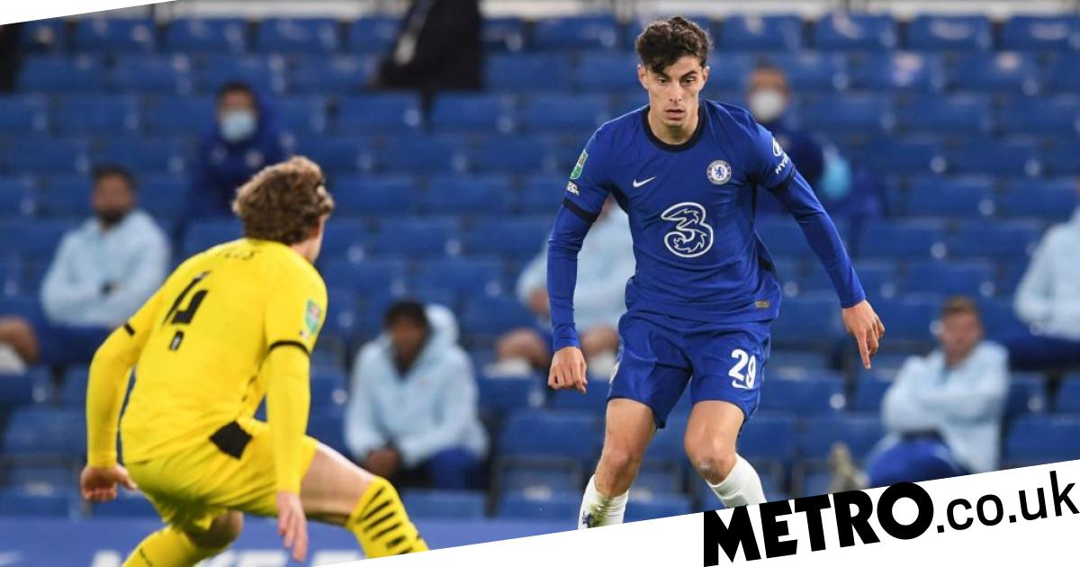 Kai Havertz singles out Chelsea team-mate for special praise after scoring hat-trick vs Barnsley - metro