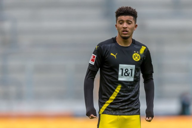 United haven't been able to get top target Sancho over the line