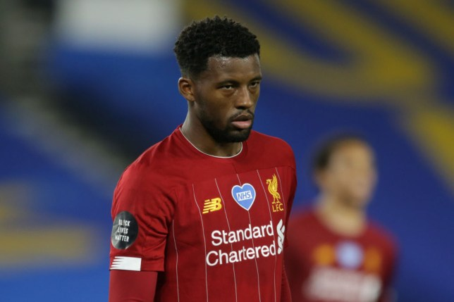 Georginio Wijnaldum agrees to join Barcelona from Liverpool | Metro News