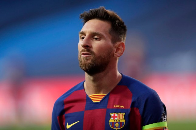 Messi looks set to leave Barca