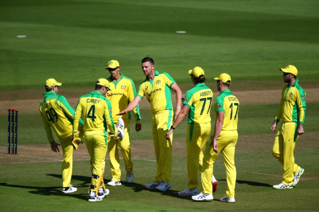 Australia are set to face England in six white-ball matches