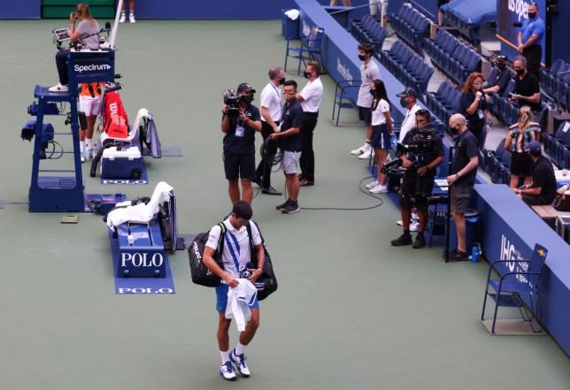Billie Jean King Nick Kyrgios Weigh In On Novak Djokovic Us Open Default Metro News