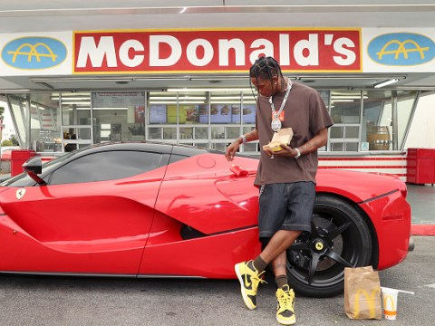 McDonald's Travis Scott meal: What's in the cactus jack burger and can you get it in the UK?