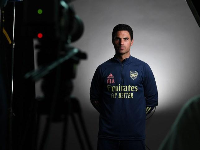 Mikel Arteta outlines Arsenal's transfer plans but avoids Houssem Aouar question