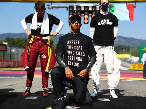 FIA investigates Lewis Hamilton for wearing Breonna Taylor T-shirt