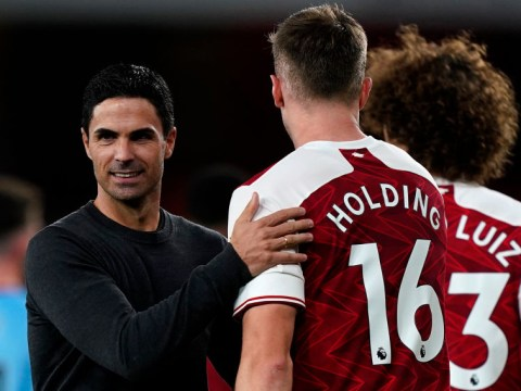 Mikel Arteta admits Arsenal 'have a lot of issues' despite West Ham win