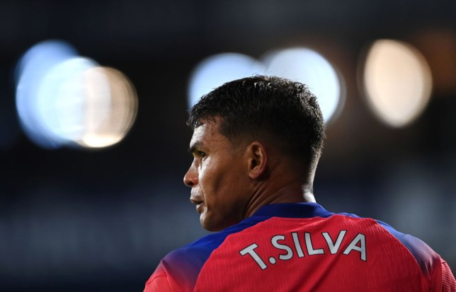 Thiago Silva Speaks Out On Error For Chelsea On Debut Vs West Brom Metro News