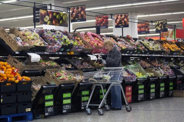 Wal-Mart Stores Inc.'s U.K. Asda Supermarket Store Operations