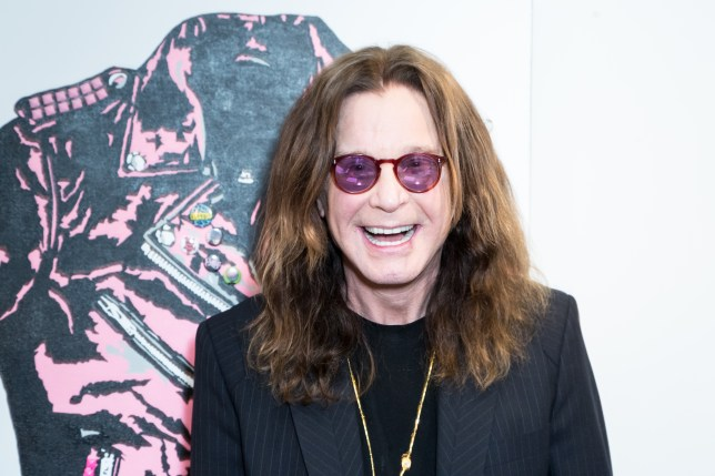 Ozzy Osbourne suggests ancient Egyptian pyramids were built as 'replicas' of UFOs