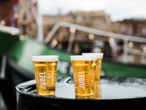 Londoners, here's how you can get a free beer this Friday
