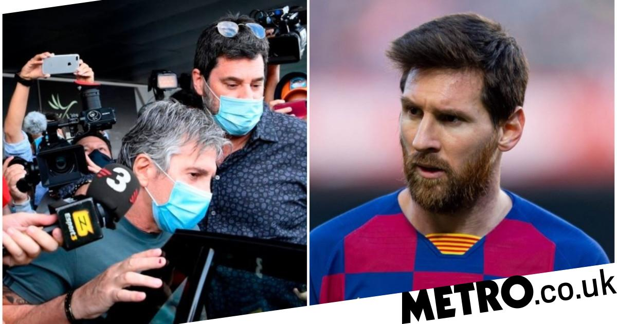 Lionel Messi's father speaks out after arriving in Barcelona for key talks  » worldauthenticnews.com