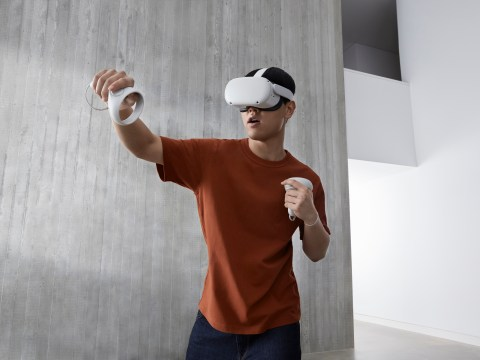 Oculus Quest 2 announces new Splinter Cell, Jurassic Park, and Medal Of Honor games