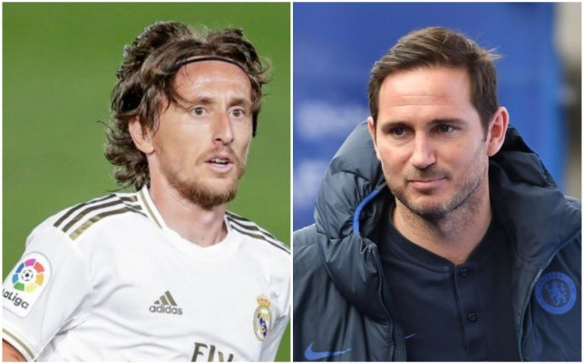 Luka Modric says Frank Lampard can help improve Mateo Kovacic at Chelsea