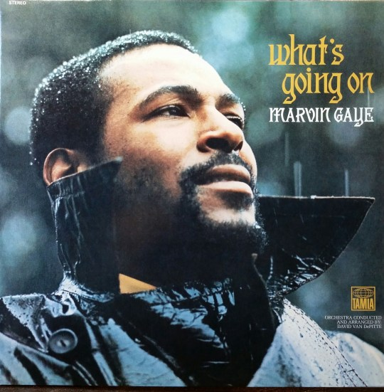 Marvin Gaye What's Going On album cover