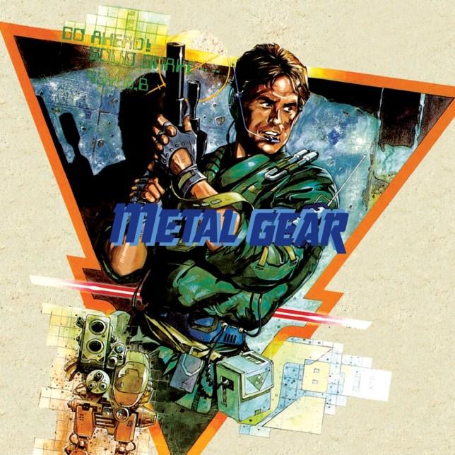 Metal Gear NES
