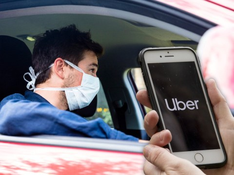 Uber to ask passengers to send 'face mask selfies' before getting picked up