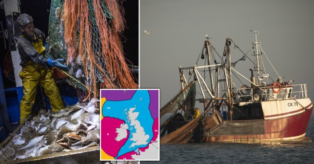 Britain wants a fishing deal with the EU similar to Norway's