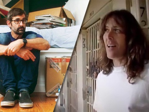 Louis Theroux regrets how he addressed trans inmate while filming documentary