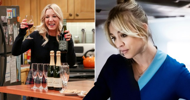 Kaley Cuoco says working on The Flight Attendant after TBBT has been an 'incredible experience'