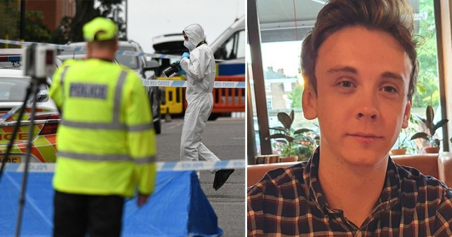 Family of man stabbed to death at random say he was 'light of our life'