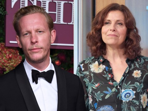 Laurence Fox claims Rebecca Front has 'cancelled' him after Lewis co-star blocks him due to All Lives Matter claims